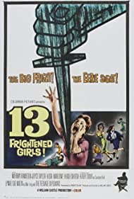 13 Frightened Girls Poster - Movie Forum, Cast, Reviews