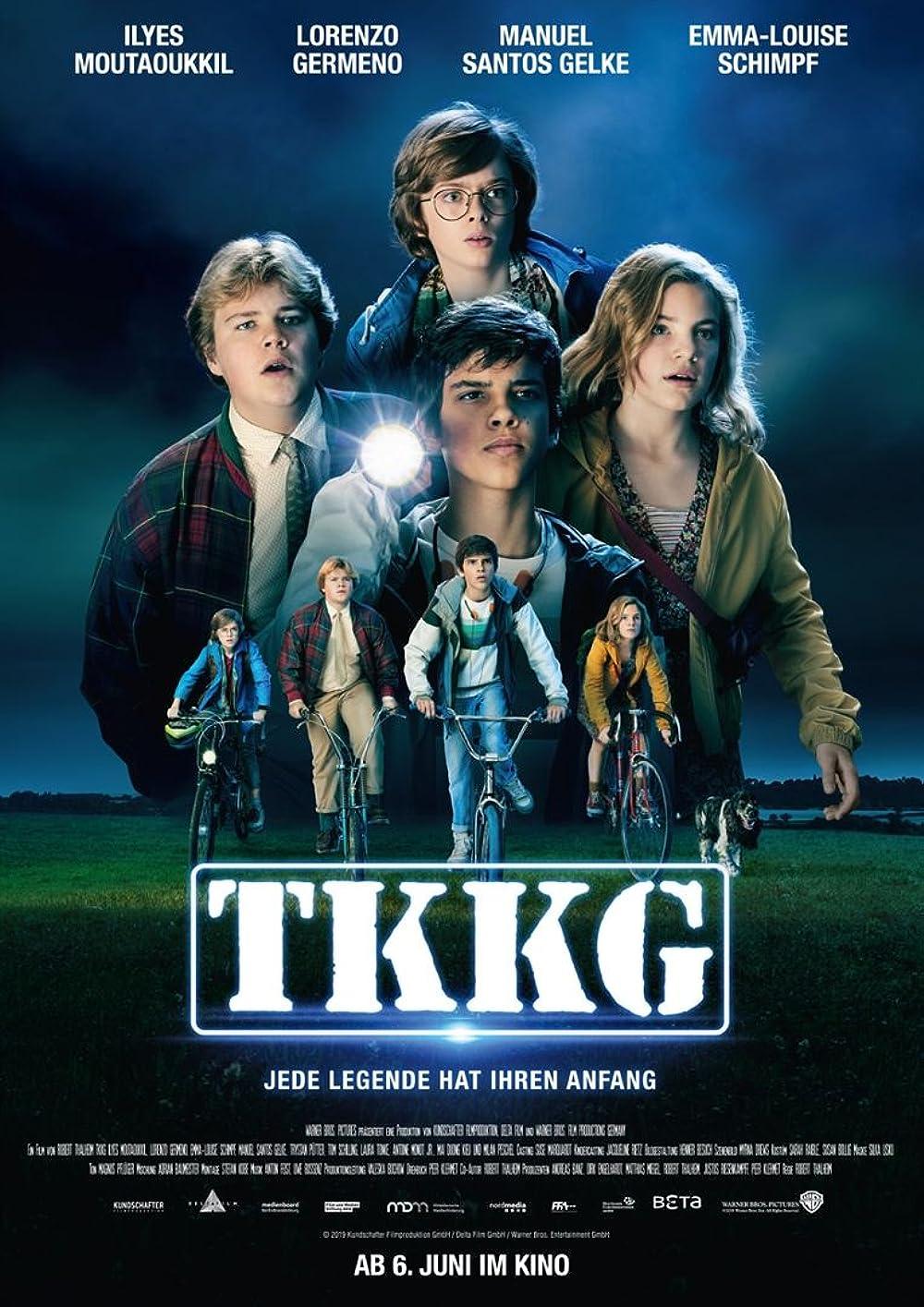 Filmbeschreibung zu TKKG