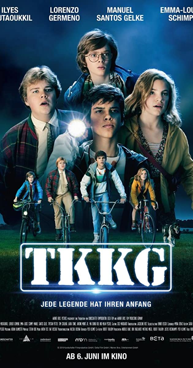 Subtitle of TKKG