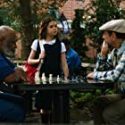 F. Murray Abraham and Makenna Ballard in A Little Game (2014)