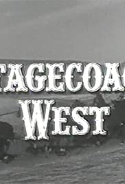 Stagecoach West Poster