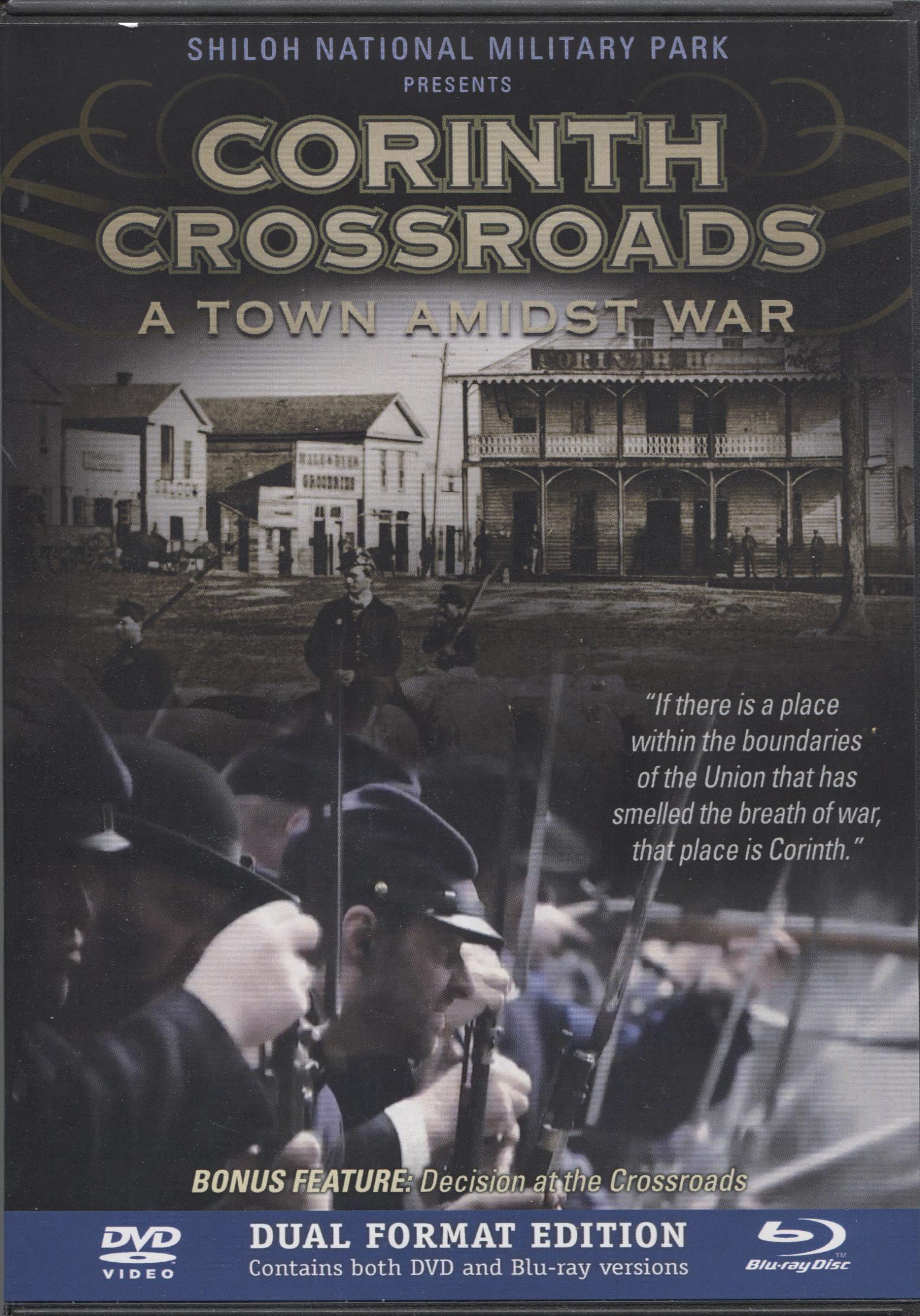 Corinth Crossroads: A Town Amidst War (2013)