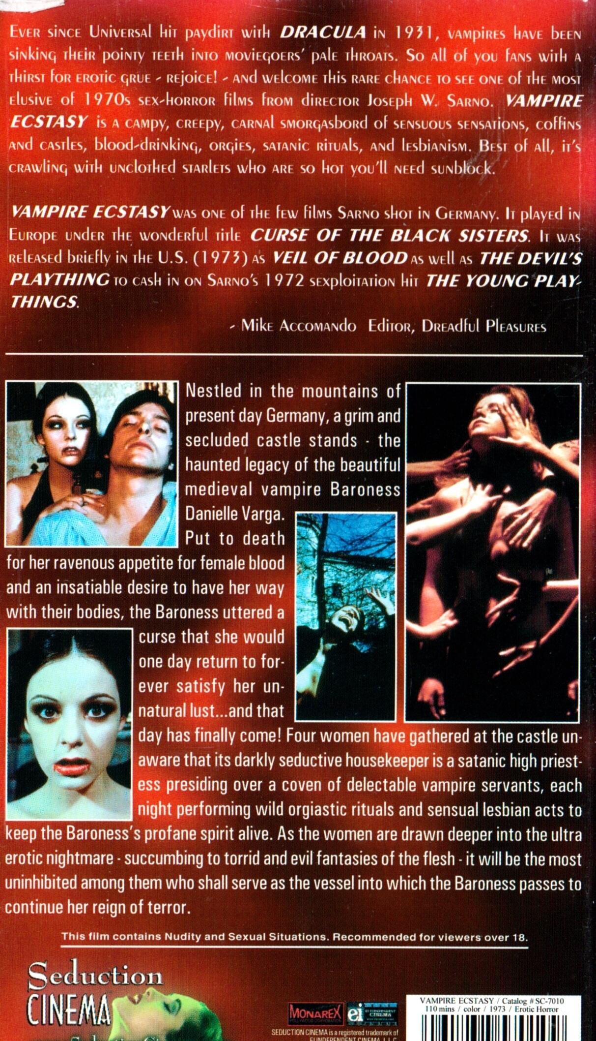 s vampire devil ecstasy plaything