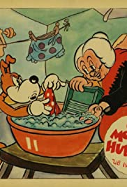 Old Mother Hubbard Poster