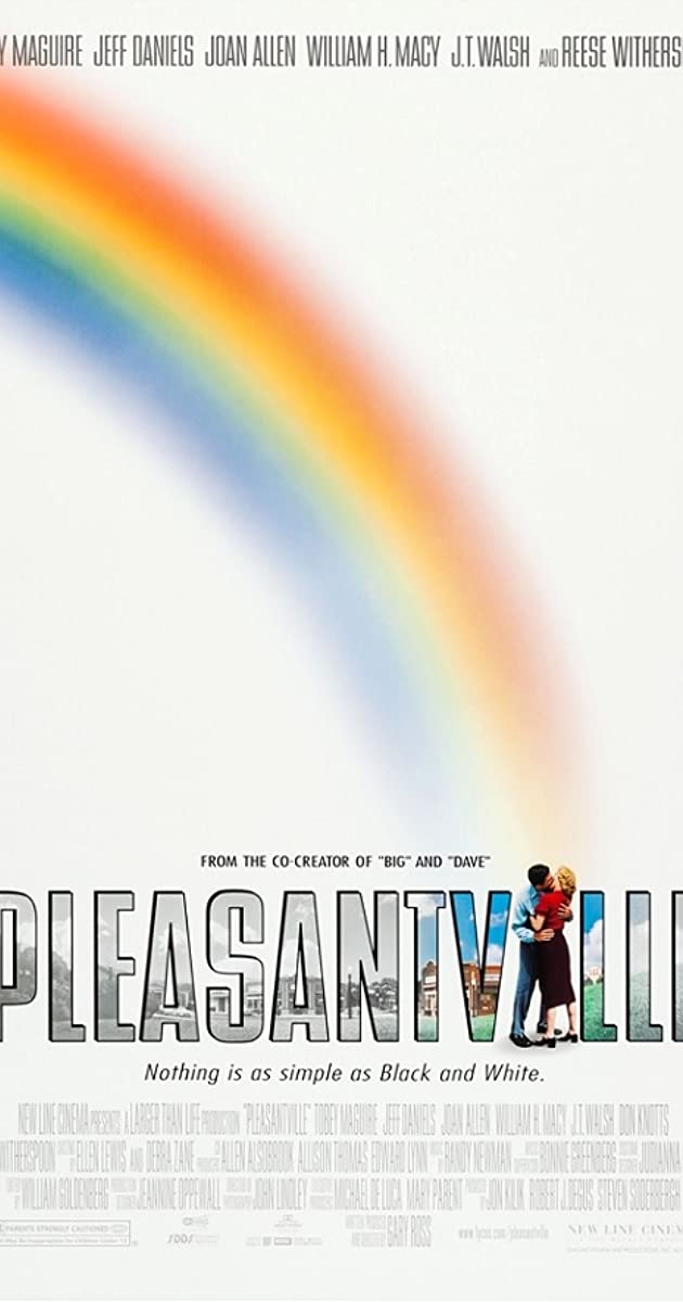 Subtitle of Pleasantville