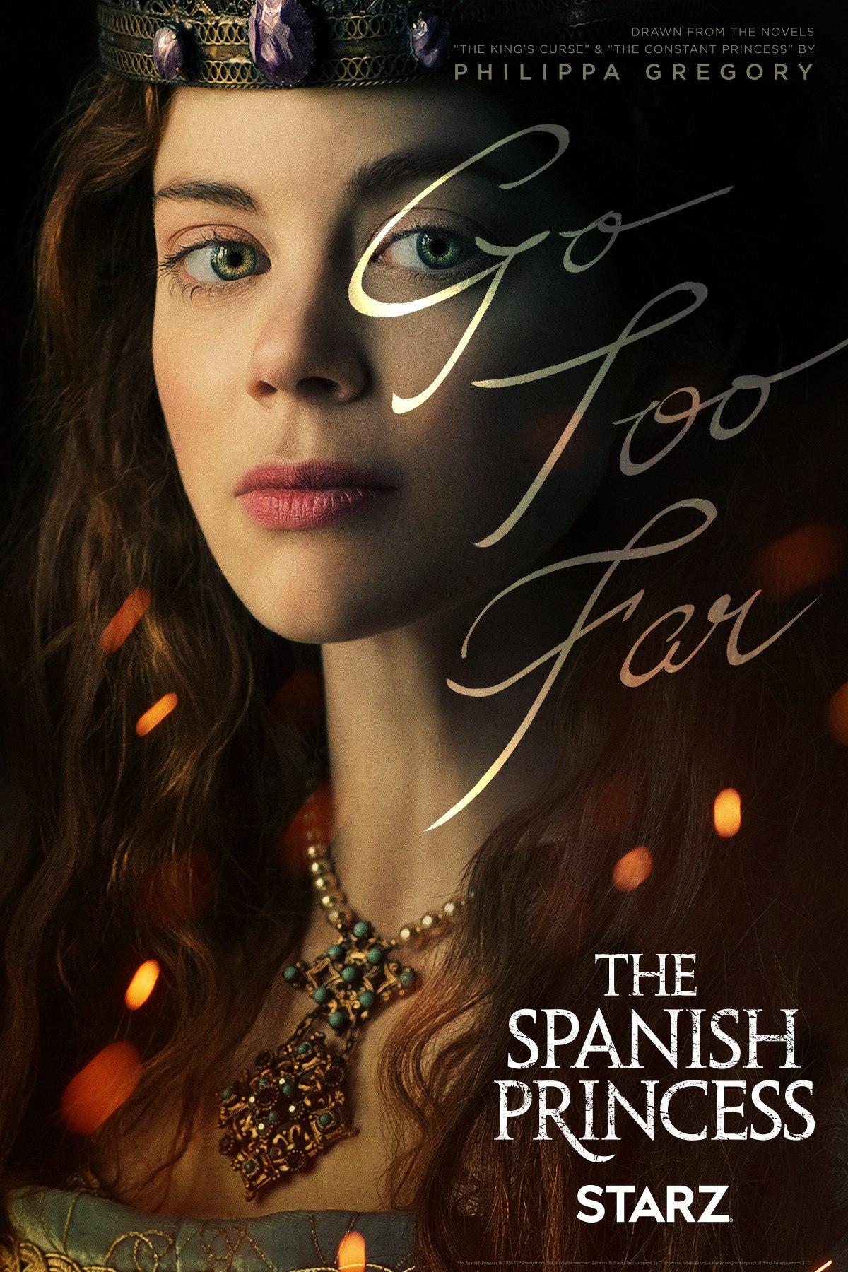 The Spanish Princess (TV Mini-Series 2019– ) - IMDb