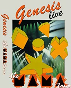 Movie preview download Genesis: The Mama Tour [DVDRip]