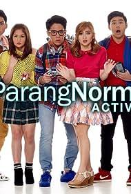 Kiray Celis, Ella Cruz, Andre Garcia, Ryle Paolo Santiago, Taki Saito, and Shaun Salvador in #ParangNormal Activity (2015)
