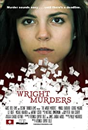 The Wright Murders Poster