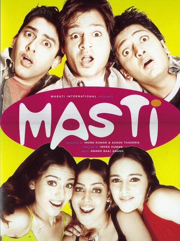 Masti (2004) Full Movie Hindi 720p WEB-DL Free Download