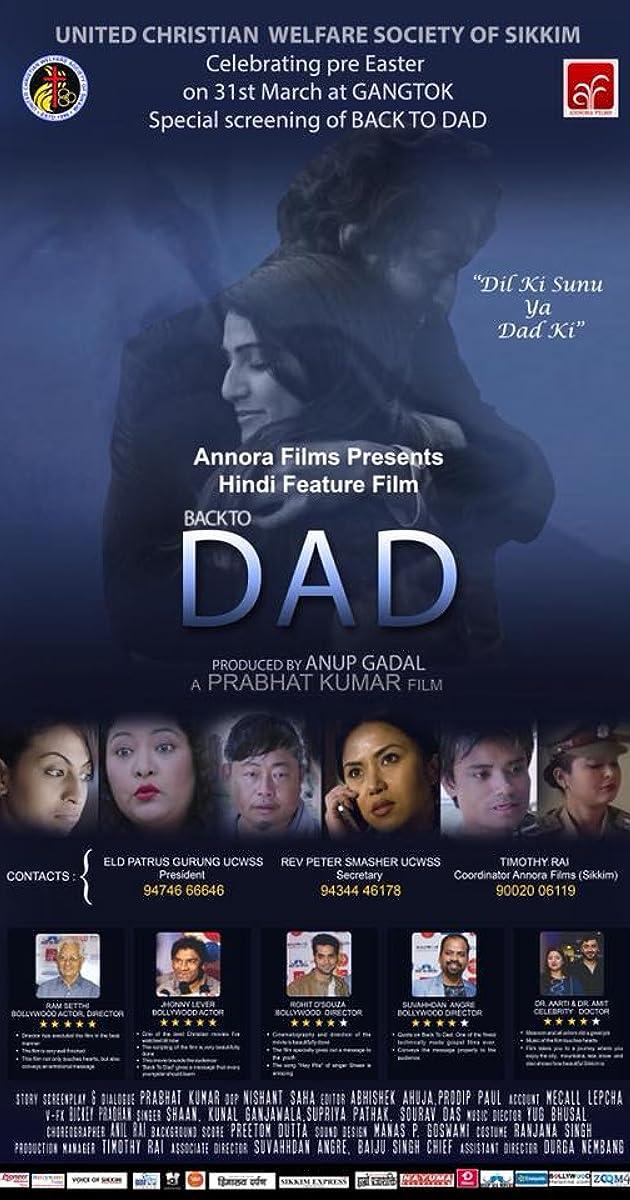 Back to Dad (2017) - IMDb