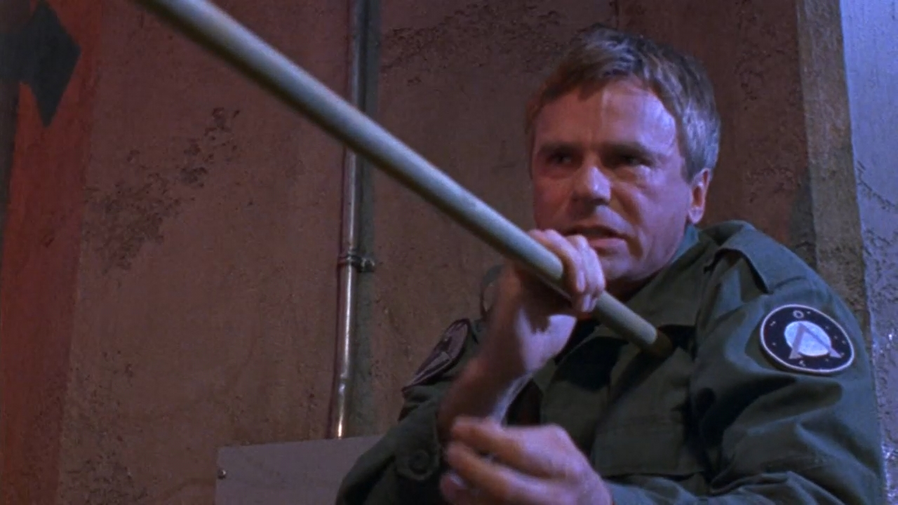 Richard Dean Anderson in Stargate SG-1 (1997)