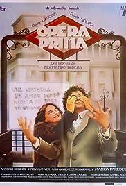 Opera Prima Poster