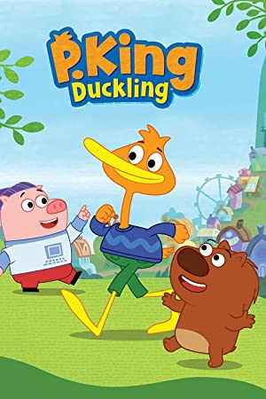 Where to stream P. King Duckling