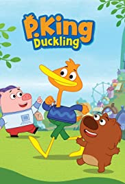 P. King Duckling Poster