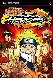 Naruto: Ultimate Ninja Heroes Poster
