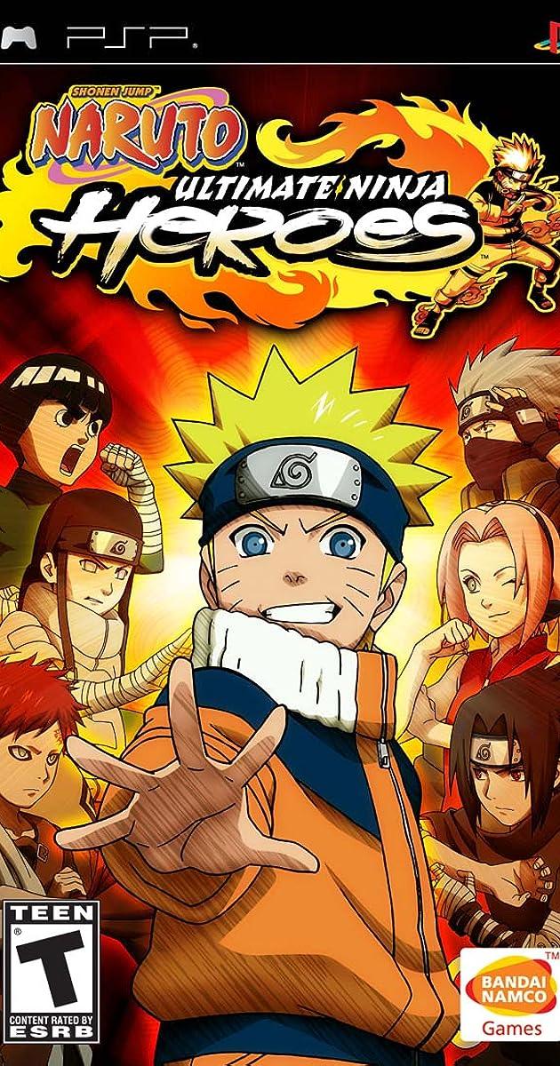 Naruto Ultimate Ninja Heroes Video Game 2007 Imdb