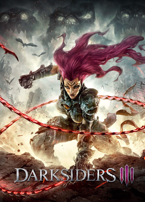 Darksiders III (Video Game 2018) - IMDb