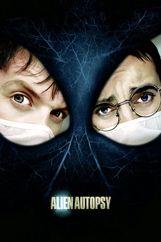 Alien Autopsy 2006 English 300MB HDRip Download