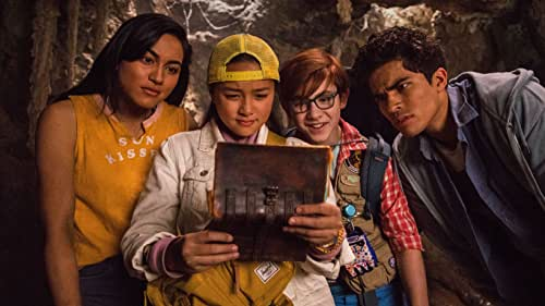Two Brooklyn siblings (Kea Peahu and Alex Aiono) whose summer in a rural Oahu town takes an exciting turn when a journal pointing to long-lost treasure sets them on an adventure, leading them to reconnect with their Hawaiian heritage.