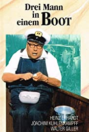 Drei Mann in einem Boot (1961) Poster - Movie Forum, Cast, Reviews
