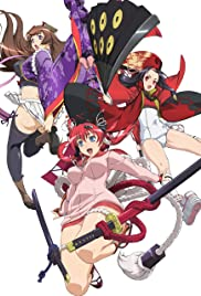 Hyakka Ryoran: Samurai Girls Poster - TV Show Forum, Cast, Reviews