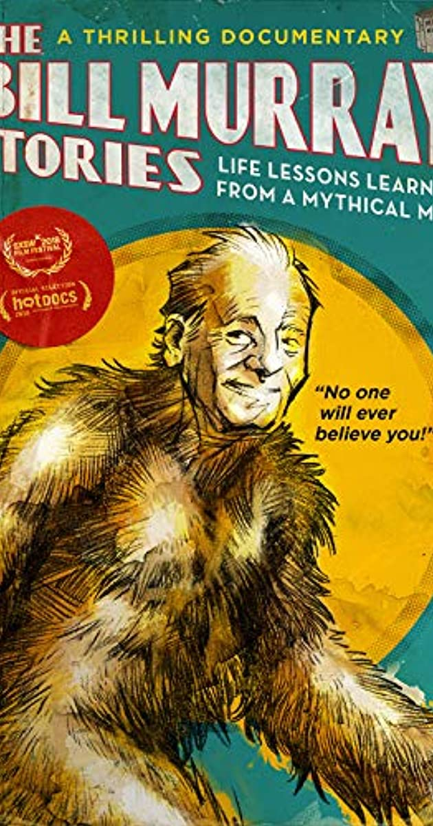 The Bill Murray Stories: Life Lessons Learned from a Mythical Man (2018) Subtitles