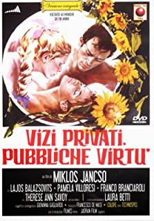 Private Vices, Public Pleasures (1976)