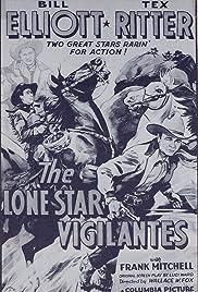 The Lone Star Vigilantes Poster