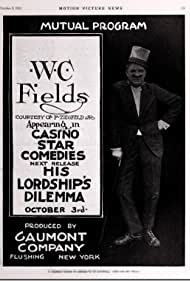 His Lordship's Dilemma (1915) Poster - Movie Forum, Cast, Reviews