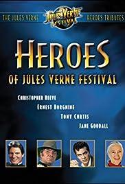Heroes of Jules Verne Festival Poster