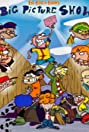 Ed, Edd n Eddy's Big Picture Show (2009) Poster