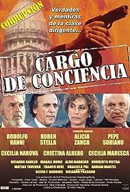 Rodolfo Ranni, Pepe Soriano, Rubén Stella, and Alicia Zanca in Cargo de conciencia (2005)