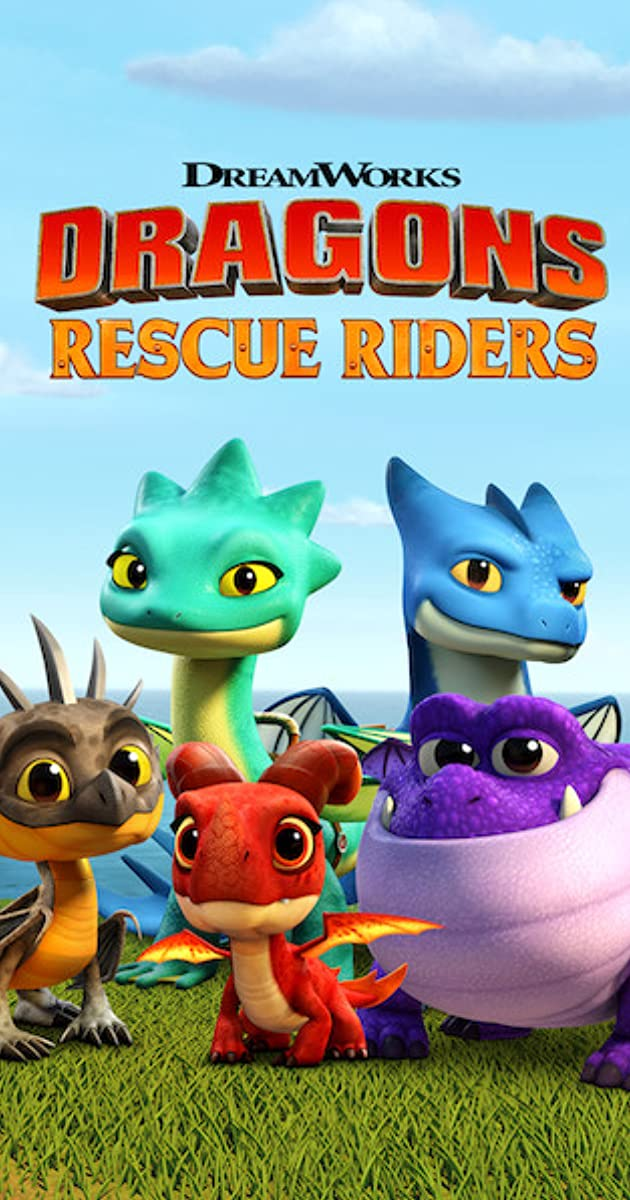 Download Dragons: Rescue Riders or watch streaming online complete episodes of  Season 2 in HD 720p 1080p using torrent