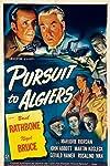 Pursuit to Algiers (1945)