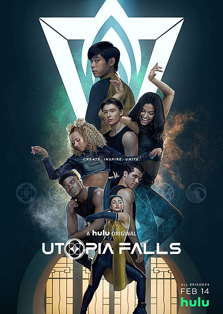Utopia Falls (Face Off) 2020 Hindi S01 Complete Hulu Web Series 1.4GB HDRip Download