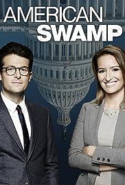American Swamp Poster