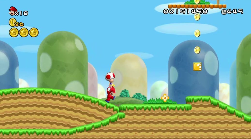 New Super Mario Bros  Wii (Video Game 2009) - Photo Gallery