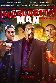 The Margarita Man Poster