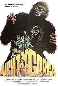 The Mighty Gorga (1969) Poster - Movie Forum, Cast, Reviews
