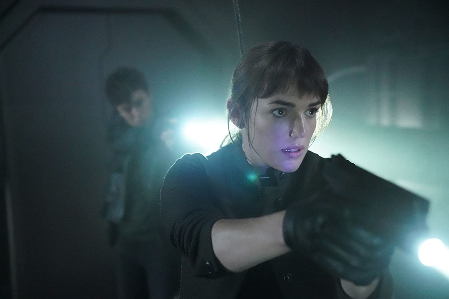 Elizabeth Henstridge in Agents of S.H.I.E.L.D. (2013)