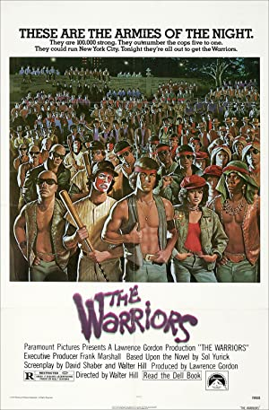 Movie The Warriors (1979)