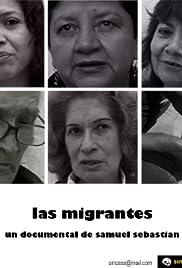 Las migrantes Poster