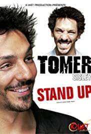Tomer Sisley: Stand Up Poster