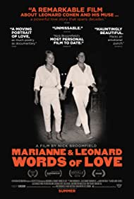 Leonard Cohen and Marianne Ihlen in Marianne & Leonard: Words of Love (2019)