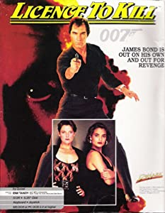 Watch 2018 movie trailers 007: Licence to Kill by John Dower [480x320]