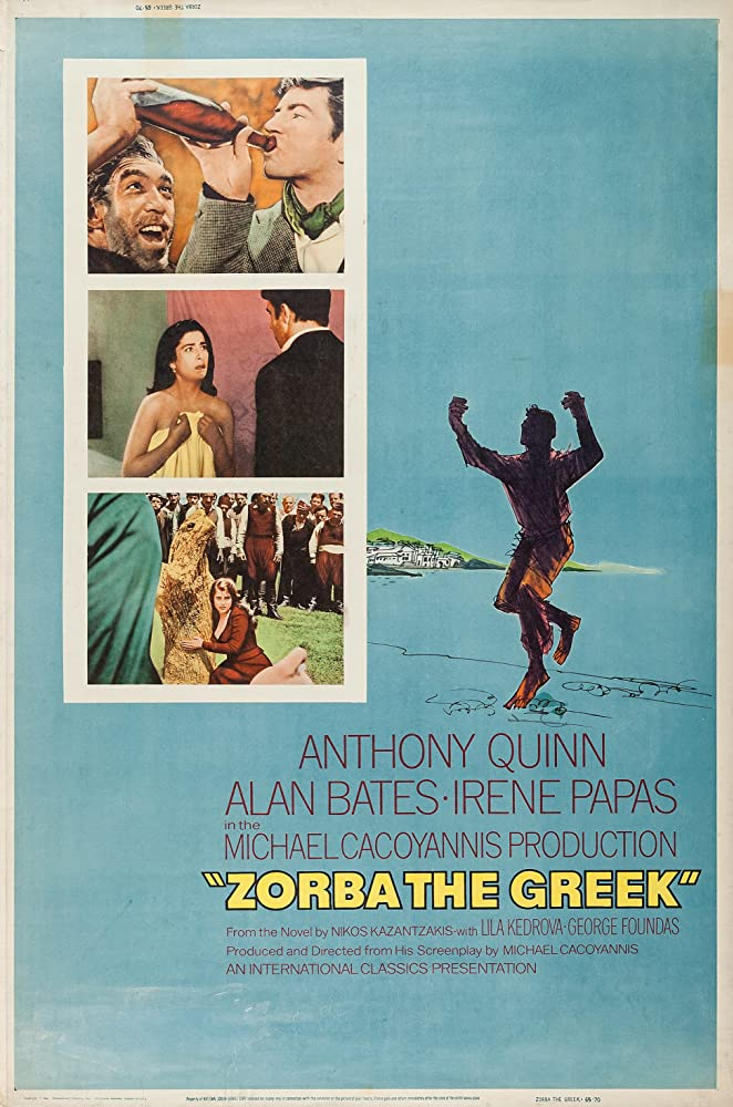Alexis Zorbas (1964)