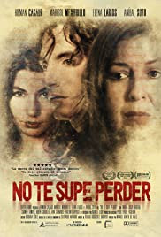 No te supe perder Poster