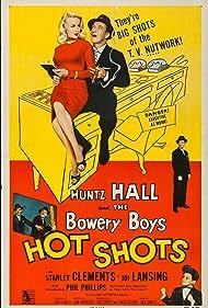 Hot Shots (1956) Poster - Movie Forum, Cast, Reviews
