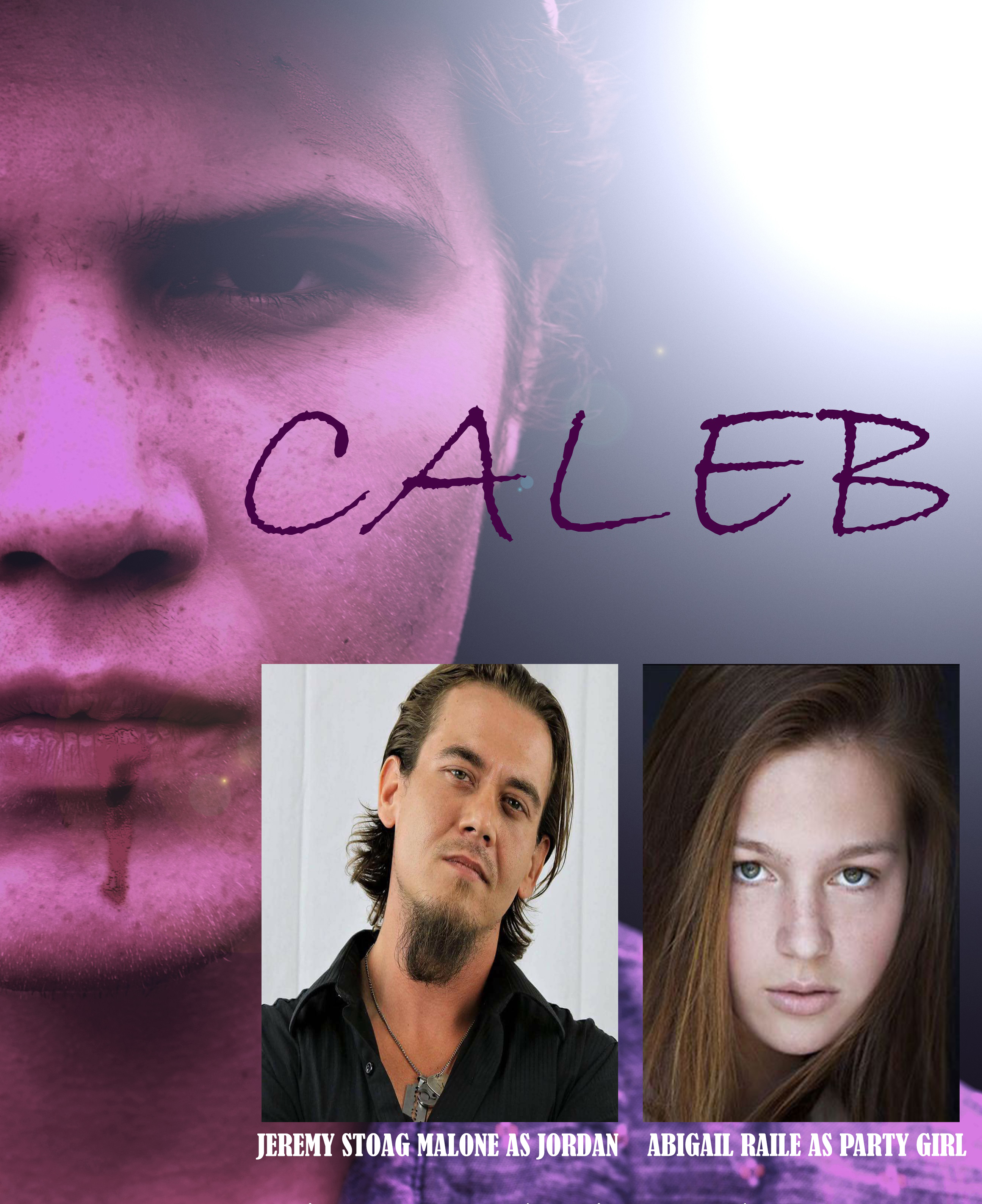 Jeremy Stoag Malone and Abigail Raile in Caleb (2018)